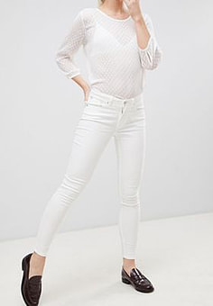 Blend She Bright Ora Skyblue Skinny Jeans