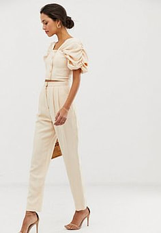 C/meo Collective knowing you trouser co-ord-Pink