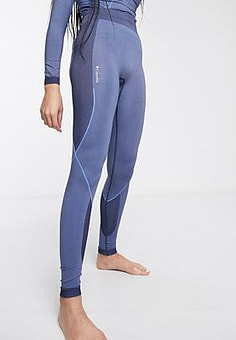 Columbia Engineered tights in bluebell