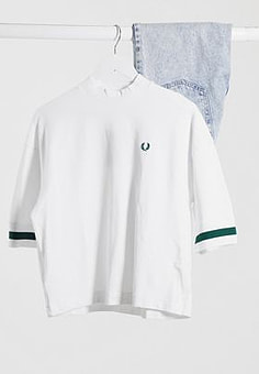 Fred Perry over