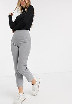Love tailored trousers-Black
