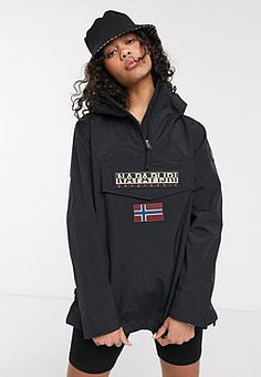 Napapijri Rainforest Summer 2 jacket in black
