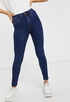 New Look skinny jeans-Blue