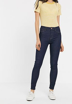 New Look slim jeans-Blue