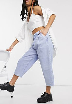 Pepe Jeans Pepe Aurora jeans in blue light wash