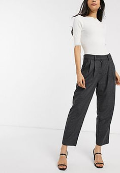 Y.A.S tailored trousers-Grey