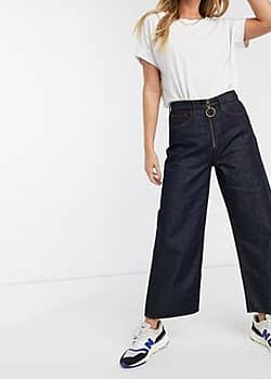 MiH Jeans MiH Paradise cropped jean-Blue