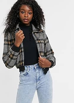 Parisian jacket in check-Multi